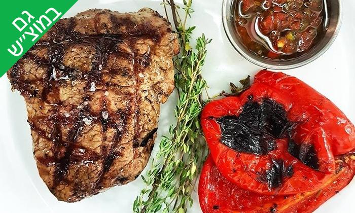 6 ארוחת פרימיום זוגית במסעדת הצדף, ראשון לציון