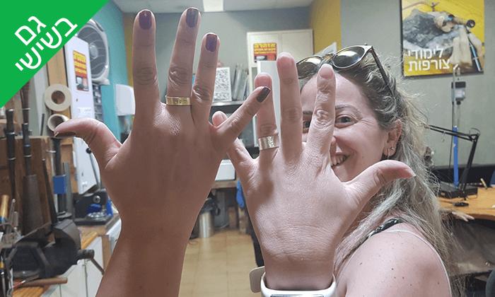 8 סדנת צורפות - בית הספר לצורפות בהנהלת יניב שפירא, תל אביב