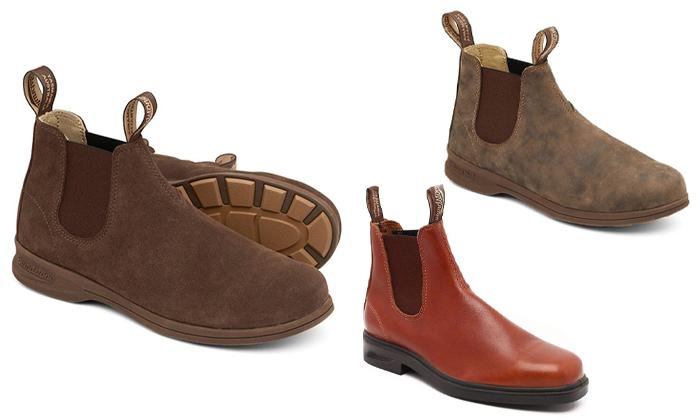 9 נעלי גברים בלנסטון Blundstone - משלוח חינם