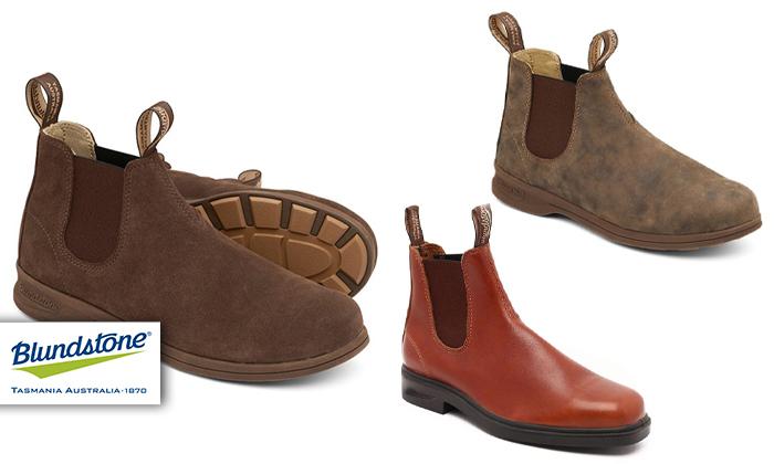 2 נעלי גברים בלנסטון Blundstone - משלוח חינם