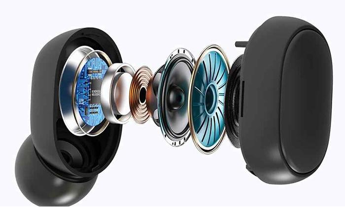 4 אוזניות כפתור Bluetooth