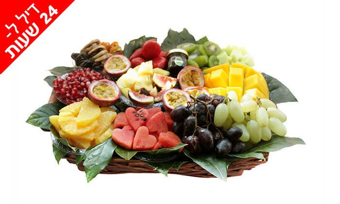 10 הזמנת מגשי פירות אקזוטיים