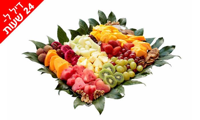 11 הזמנת מגשי פירות אקזוטיים