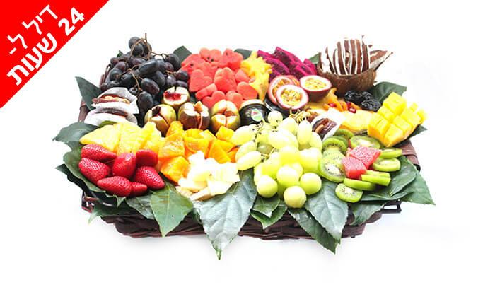 13 הזמנת מגשי פירות אקזוטיים