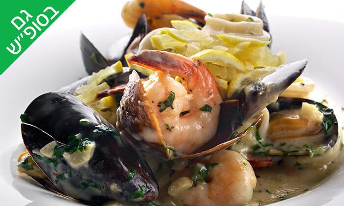5 מסעדת מדזו Medzzo במרינה הרצליה - ארוחה זוגית