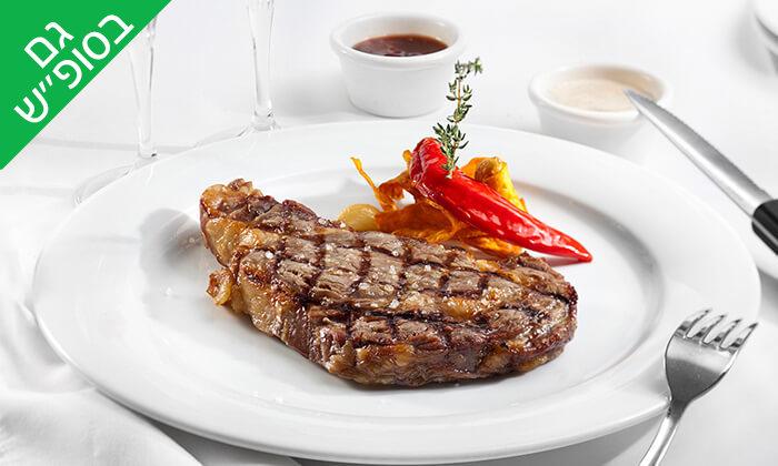 10 מסעדת מדזו Medzzo במרינה הרצליה - ארוחה זוגית