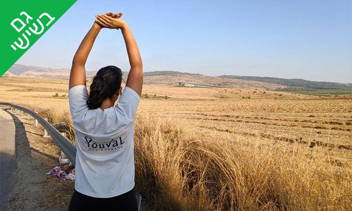 3 אימון אישי לאורח חיים בריא, תל אביב ופתח תקווה