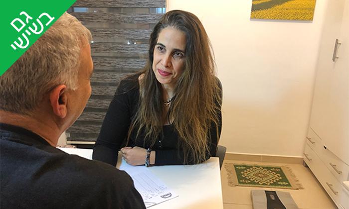 2 אימון אישי לאורח חיים בריא, תל אביב ופתח תקווה