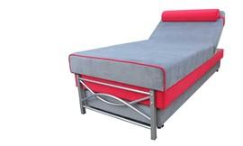 מיטת יחיד אורתופדית נפתחת