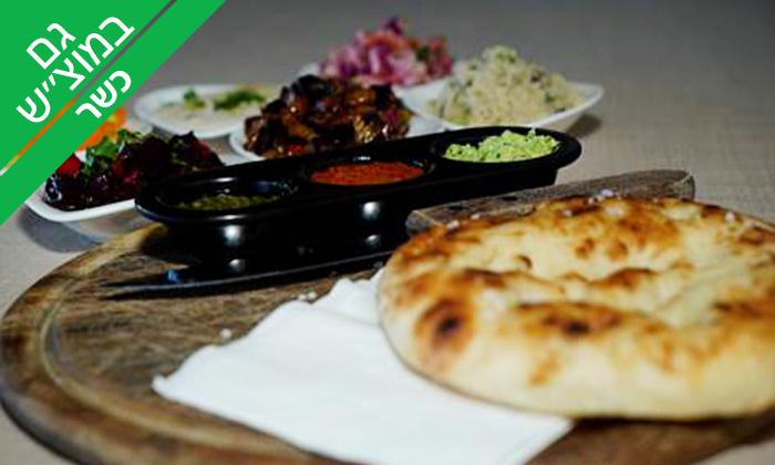5 אכול כפי יכולתך במסעדת פאפאגאיו Papagaio הכשרה, הרצליה