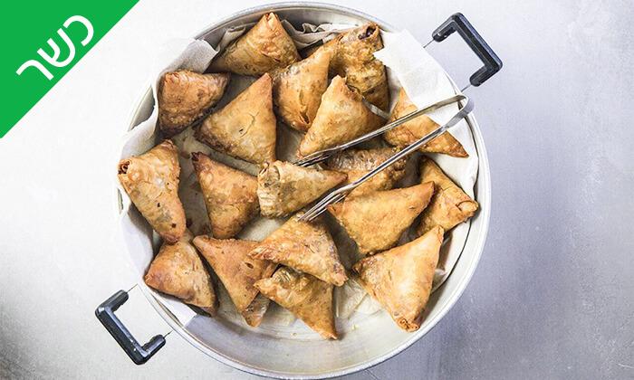 3 ארוחה זוגית כשרה במסעדת קארילינה, רמת החייל תל אביב