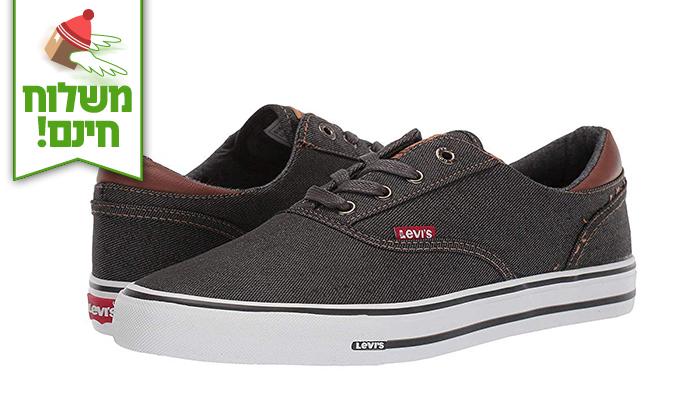 15 נעלי סניקרס לגברים ליוויס LEVIS - משלוח חינם!
