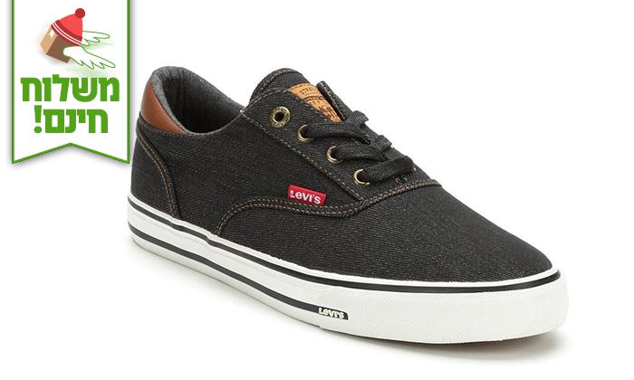 16 נעלי סניקרס לגברים ליוויס LEVIS - משלוח חינם!