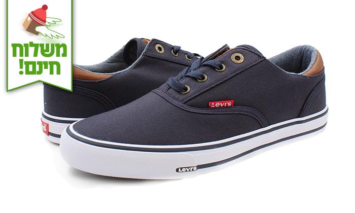 21 נעלי סניקרס לגברים ליוויס LEVIS - משלוח חינם!