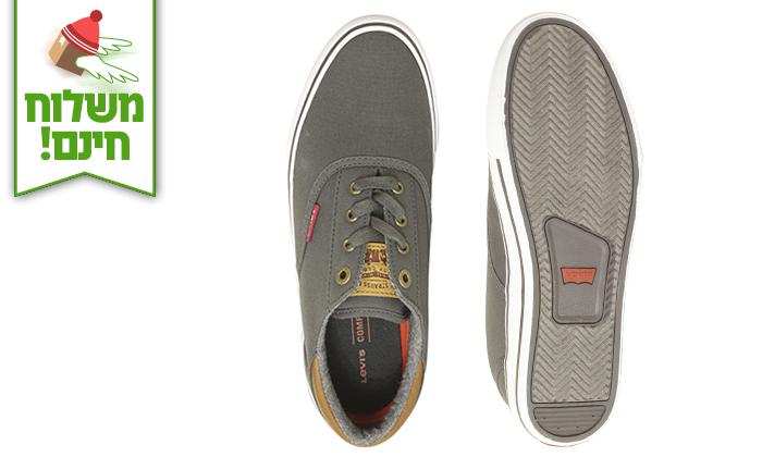 22 נעלי סניקרס לגברים ליוויס LEVIS - משלוח חינם!