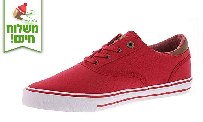 24 נעלי סניקרס לגברים ליוויס LEVIS - משלוח חינם!