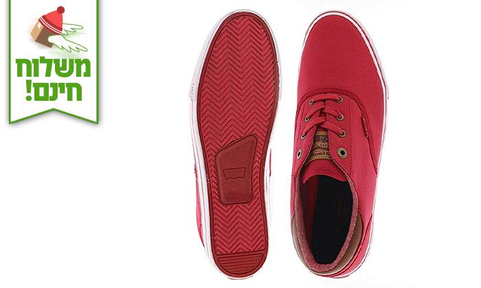25 נעלי סניקרס לגברים ליוויס LEVIS - משלוח חינם!