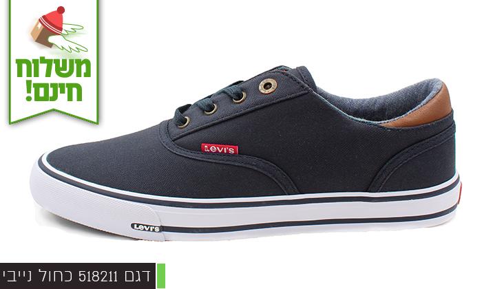 7 נעלי סניקרס לגברים ליוויס LEVIS - משלוח חינם!
