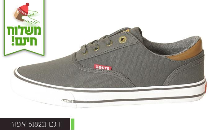 8 נעלי סניקרס לגברים ליוויס LEVIS - משלוח חינם!