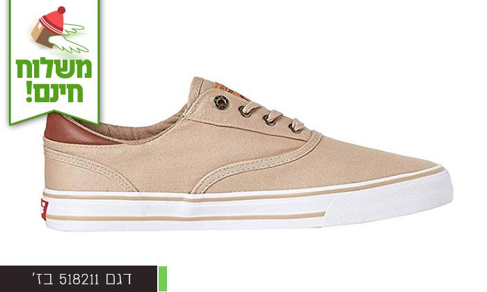 11 נעלי סניקרס לגברים ליוויס LEVIS - משלוח חינם!