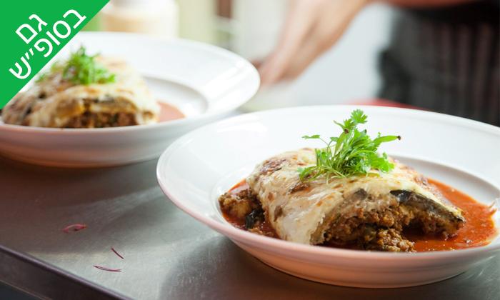 5 מסעדת לימאני ביסטרו, נמל קיסריה - ארוחה זוגית