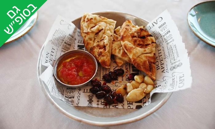 11 מסעדת לימאני ביסטרו, נמל קיסריה - ארוחה זוגית