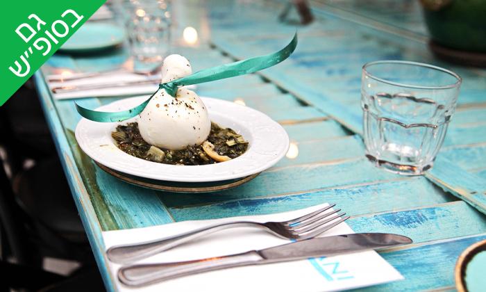17 מסעדת לימאני ביסטרו, נמל קיסריה - ארוחה זוגית