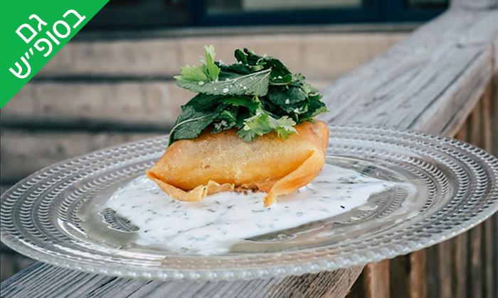 8 מסעדת לימאני ביסטרו, נמל קיסריה - ארוחה זוגית