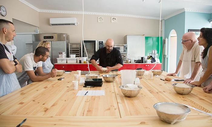 7 סדנאות אפייה וקונדיטוריה במבשלים חוויה - הבית של סדנאות הבישול, תל אביב