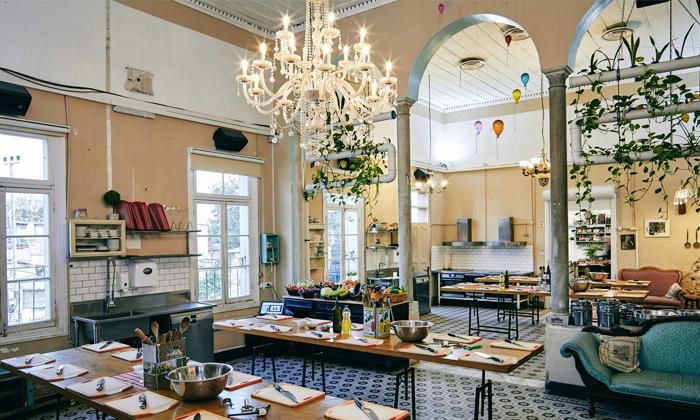 13 סדנאות אפייה וקונדיטוריה במבשלים חוויה - הבית של סדנאות הבישול, תל אביב