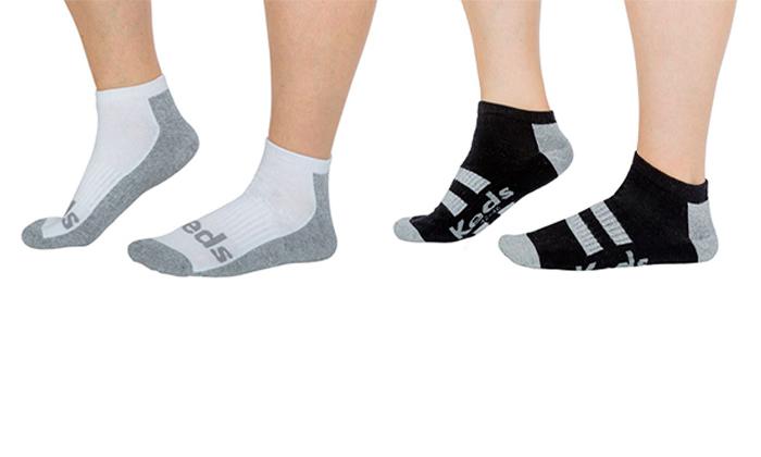 מארז 18 זוגות גרביים לגברים KEDS - משלוח חינם