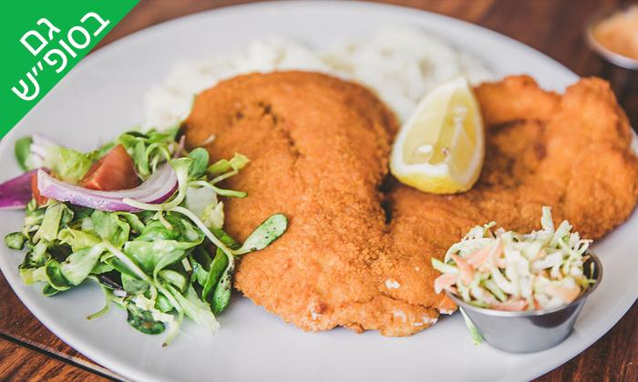 7 ארוחה זוגית במסעדת השדרה 34 - שדרות בן גוריון, תל אביב