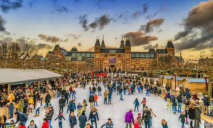 אמסטרדם - התעלות הכי יפות, הברים הכי שווים, החופשה הכי כיפית