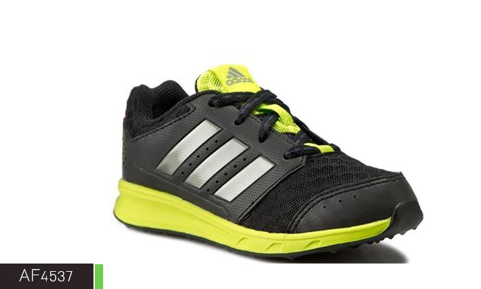 5 נעלי Adidas ו-Reebok לילדים ונוער