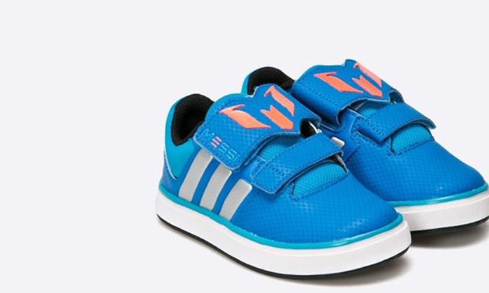 16 נעלי Adidas ו-Reebok לילדים ונוער