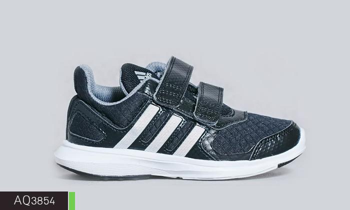 6 נעלי Adidas ו-Reebok לילדים ונוער