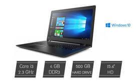 נייד Lenovo עם מסך