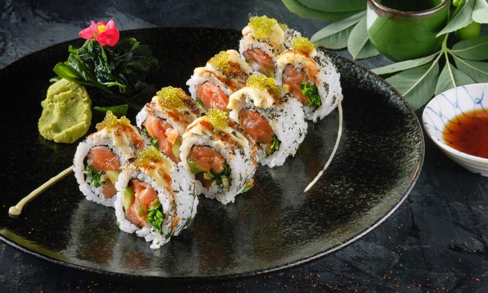 4 פריים שף וסושי בר Frame Chef&Sushibar ברמת החייל - Omakase ארוחת טעימות יפנית