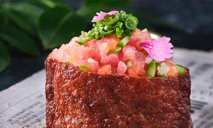 6 פריים שף וסושי בר Frame Chef&Sushibar ברמת החייל - Omakase ארוחת טעימות יפנית