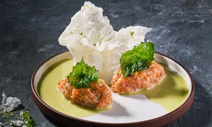 8 פריים שף וסושי בר Frame Chef&Sushibar ברמת החייל - Omakase ארוחת טעימות יפנית