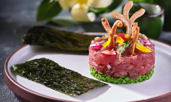 3 פריים שף וסושי בר Frame Chef&Sushibar ברמת החייל - Omakase ארוחת טעימות יפנית