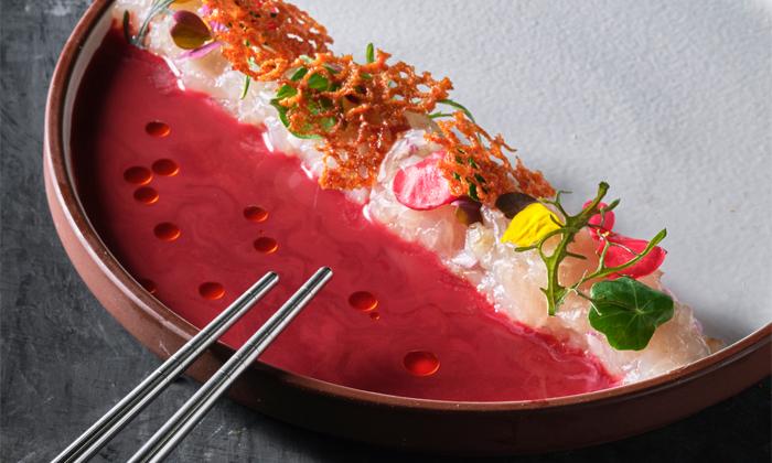 5 פריים שף וסושי בר Frame Chef&Sushibar ברמת החייל - Omakase ארוחת טעימות יפנית