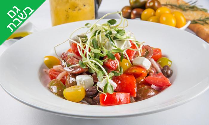 10 טאבולה - מסעדה איטלקית בהרצליה פיתוח: ארוחה זוגית