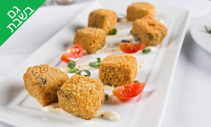 9 טאבולה - מסעדה איטלקית בהרצליה פיתוח: ארוחה זוגית
