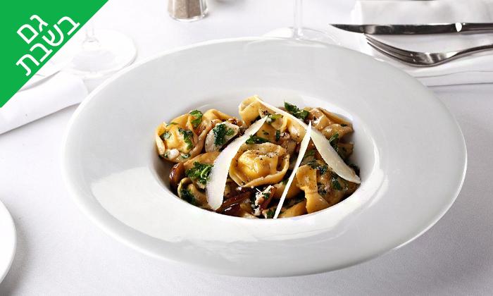 16 טאבולה - מסעדה איטלקית בהרצליה פיתוח: ארוחה זוגית