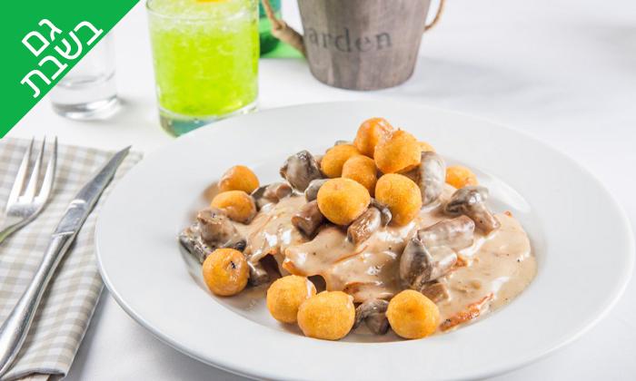 4 טאבולה - מסעדה איטלקית בהרצליה פיתוח: ארוחה זוגית