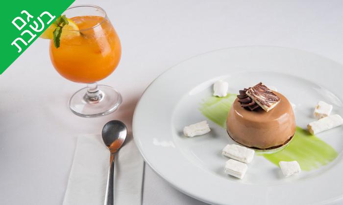 14 טאבולה - מסעדה איטלקית בהרצליה פיתוח: ארוחה זוגית