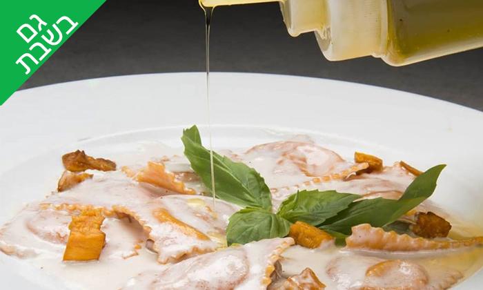 6 טאבולה - מסעדה איטלקית בהרצליה פיתוח: ארוחה זוגית