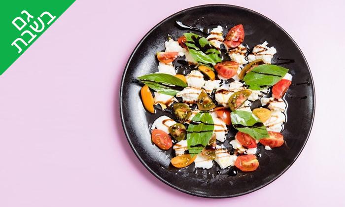 12 טאבולה - מסעדה איטלקית בהרצליה פיתוח: ארוחה זוגית