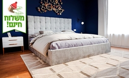 מיטה זוגית דגם SKY